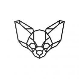 Dekoracja Geometryczna 3D Chihuahua M