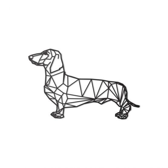 Ozdoba Geometryczna 3D Jamnik