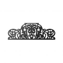 Zagłówek dekoracyjny dekoracyjny, panel ścienny - Glamour