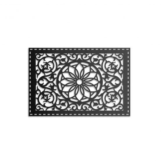 Ażurowy panel dekoracyjny 3D, ścienny - Carpet