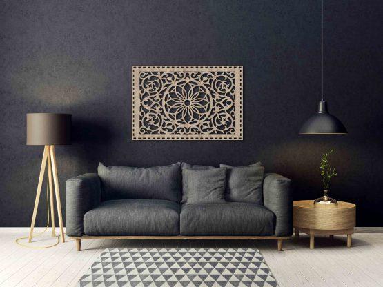 Carpet - dąb