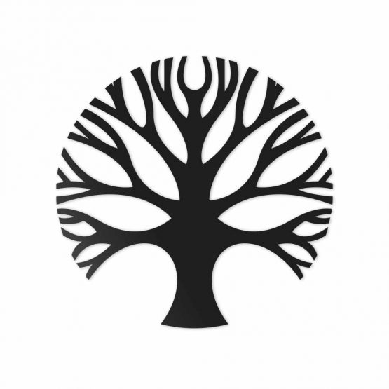 Drzewo - ozdoba na ścianę 3D