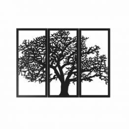 Drzewo Życia - tryptyk ścienny 3D