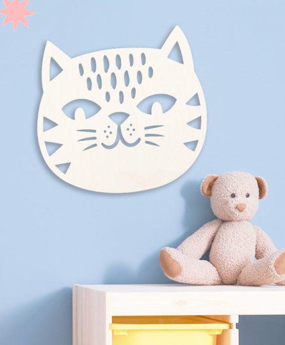 Kot - pokój dziecięcy