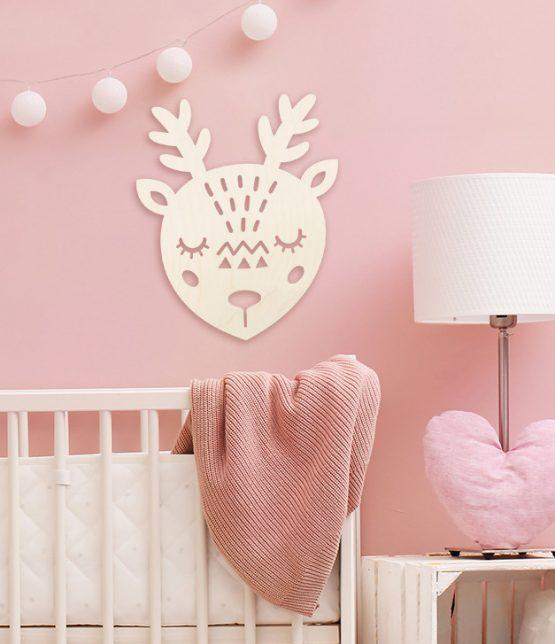 Łoś - pokój dziecięcy