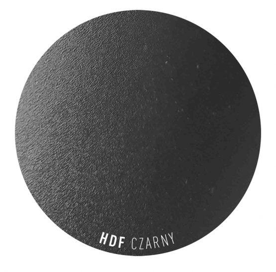 HDF czarny - struktura