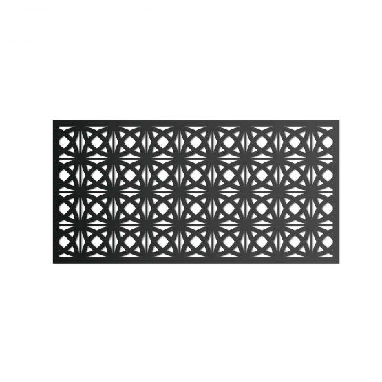 Orient Panel ażurowy na ścianę - 3D