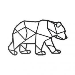 Ozdoba Geometryczna 3D Niedźwiedź XL