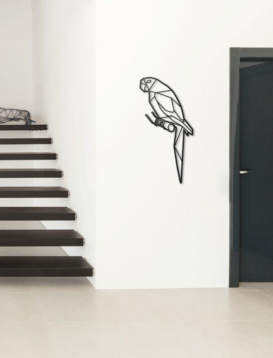 Papuga 3D XL - wnętrze 1