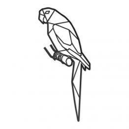 Ozdoba Geometryczna 3D Papuga XL