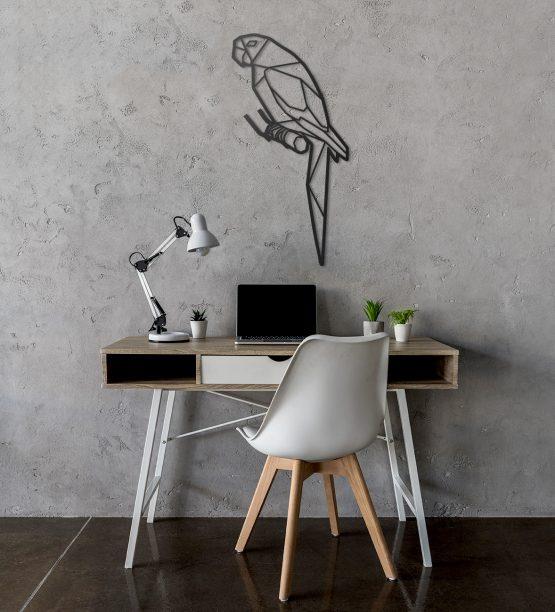 Papuga 3D XL - wnętrze 3