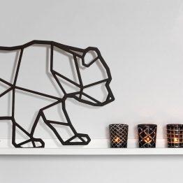 Niedźwiedź 3D M - wnętrze 1