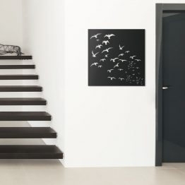 Ptaki - wnętrze