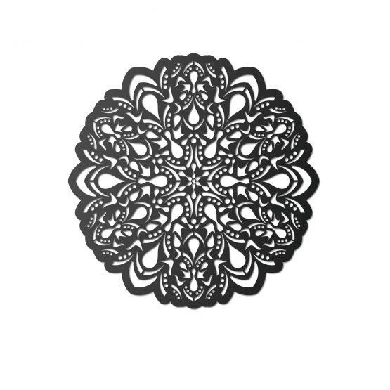 Rozeta - dekoracja ścienna 3D