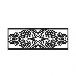 Ażurowy panel dekoracyjny na ścianę 3D - CLASIC