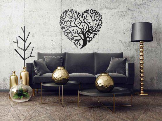 Drzewo miłości - wnętrze