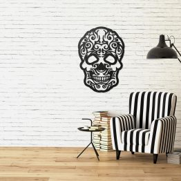 Dekoracyjna czaszka