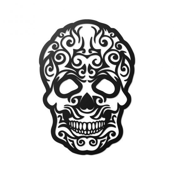 Dekoracyjna czaszka XL