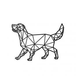 Dekoracja ścienna Labrador, Golden Retriever XL