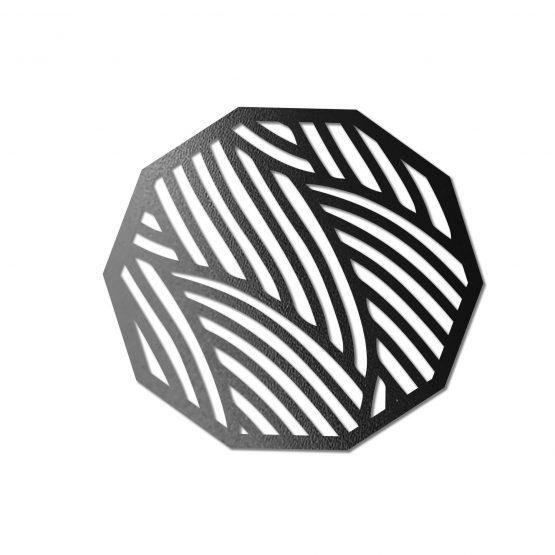 Geometryczne podkładki pod kubek - zestaw 4 szt