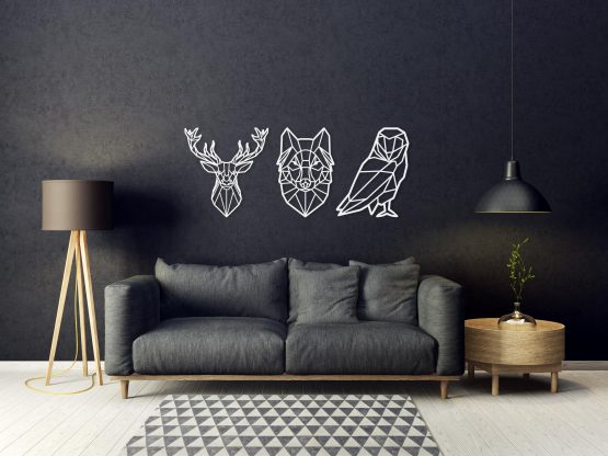 Geometryczne Zwierzęta