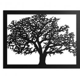 Drzewo życia dekoracja ścienna 3D